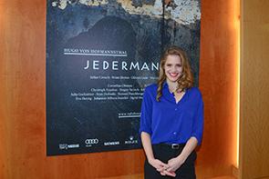 Presse - Buhlschaft 2016 Jedermann - Miriam Fussenegger